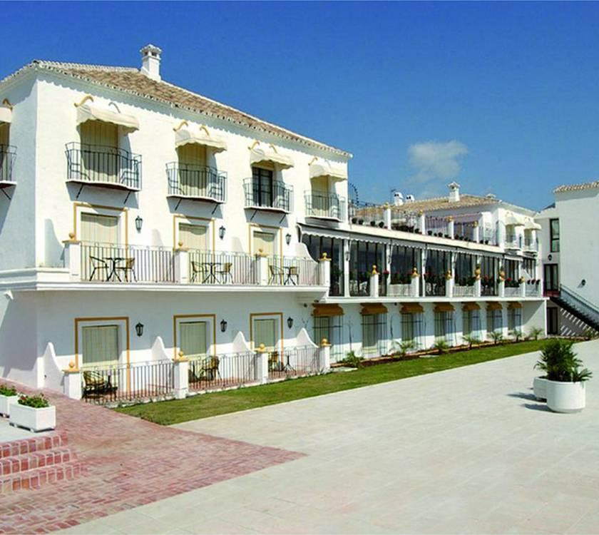 Fassade Hotel TRH Mijas Hotel TRH Mijas