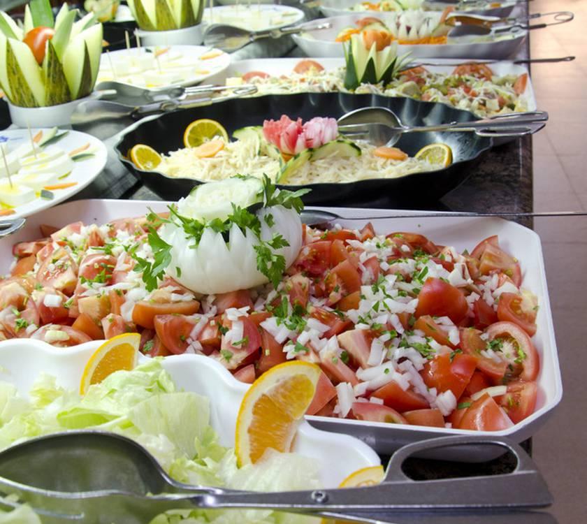 Buffet-Restaurant Hotel TRH Mijas Hotel TRH Mijas